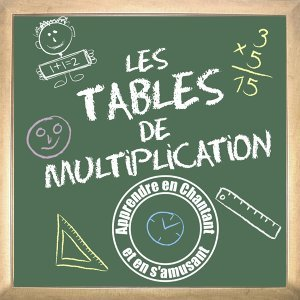 Apprendre les tables de multiplication en chantant