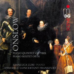 Onslow: Piano Quintet, Op. 79bis & Piano Sextet, Op. 30