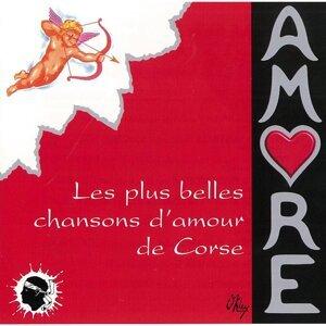 Amore - Les plus belles chansons d'amour de Corse