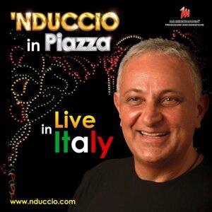 Nduccio in Piazza ''Live in Italy''
