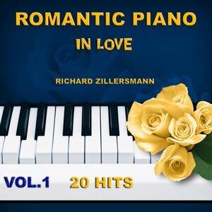 Romantic Piano In Love Vol.1