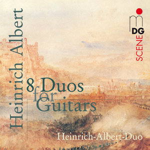 Albert: 8 Duos for Guitars