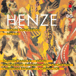 Henze: Violin Concertos No. 1-3