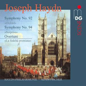 Haydn: Symphonies No. 92 & 94