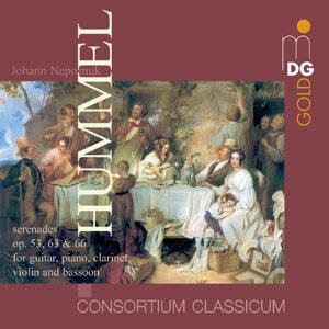 Hummel: Serenades, Op. 53, 63 & 66