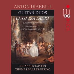 Diabelli: Guitar Duos, La Gazza Ladra