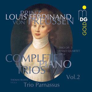 Louis Ferdinand: Complete Piano Trios, Vol. 2