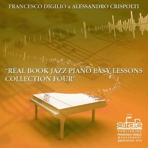 Real Book Jazz Piano Easy Lessons, Collection 4