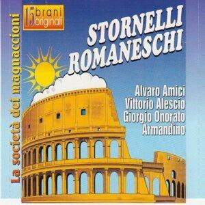 Stornelli romaneschi: La società dei magnaccioni
