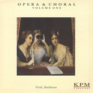 Opera & Chpral Volum One(歌劇與和聲I)