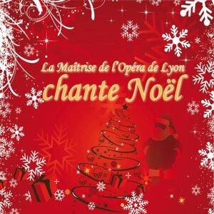 La maîtrise de l'opéra de Lyon chante Noël