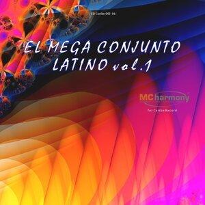 El Mega Conjunto Latino, Vol. 1