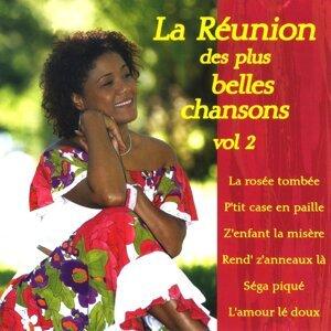 La Réunion des plus belles chansons, Vol. 2