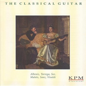 The Classical Guitar(古典吉他)