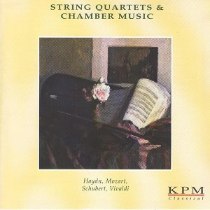 String Quartests & Chamber Music(弦樂四重奏與室內樂)