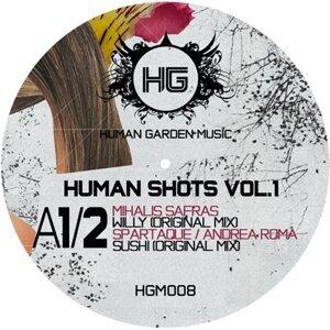 Human Shots, Vol. 1