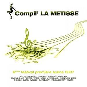 Compilation la métisse 2007