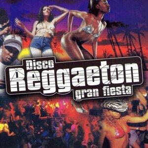 Disco Reggaeton Gran Fiesta