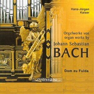 Orgelwerke von Johann Sebastian Bach aus dem Dom zu Fulda