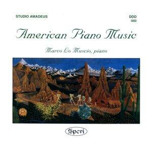 American Piano Music