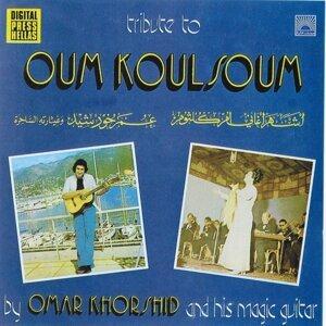 Tribute to Oum Koulsoum