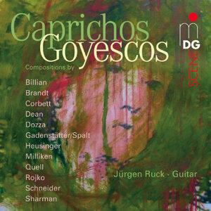 Caprichos Goyescos, Vol. 1