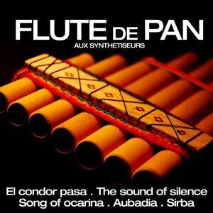 Les plus grands succés de la flûte de Pan aux synthétiseurs