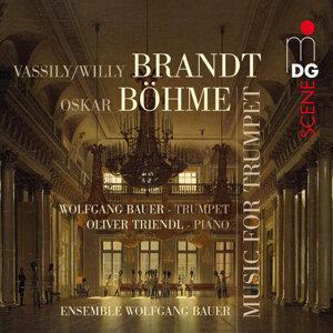 Brandt & Böhme: Music for Trumpet