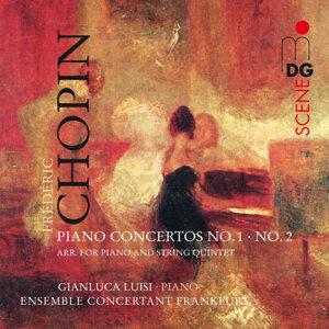 Chopin: Piano Concertos No. 1 & 2