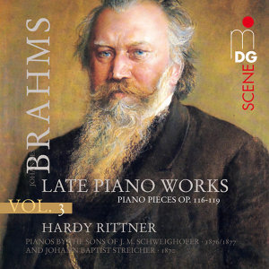 Brahms: Piano Works, Vol. 3