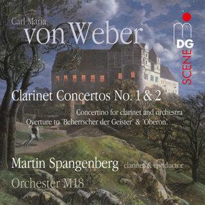 Weber: Clarinet Concertos No. 1 & 2