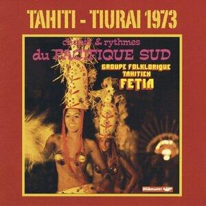 Tahiti - tiurai 1973