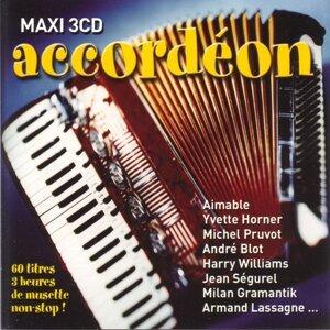 Maxi accordéon - 49 titres