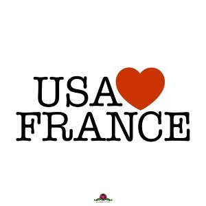 USA Loves France