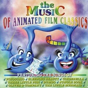 The Music of Animated Film Classics, Vol. 2
