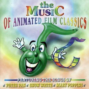 The Music of Animated Film Classics, Vol. 1