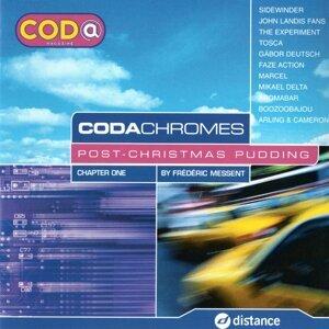 Codachromes Post-Christmas Pudding