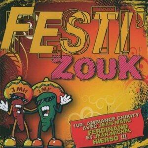 Festi Zouk, 100% ambiance Chikity