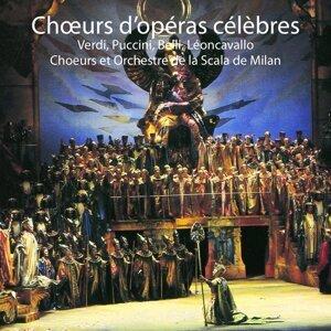 Verdi, Puccini, Leoncavallo, Bellini : Choeurs d'opéras célèbres