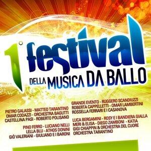 1° festival della musica da ballo