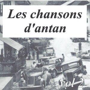 Les chansons d'antan, vol. 2