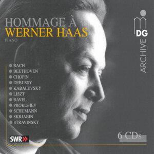 Hommage à Werner Haas