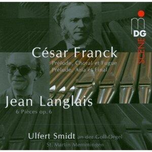 Organ Works: César Franck, Jean Langlais