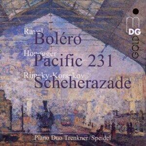 Boléro, Pacific 231, Scheherazade
