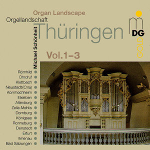 Organ Landscape: Thüringen Vol. 1-3