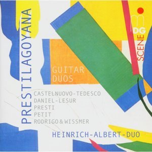 Prestilagoyana, Guitar Duos