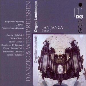 Organ Landscape: Danzig-Westpreussen