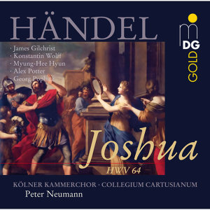 Georg Friedrich Händel: Joshua HWV 64
