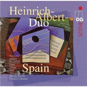 Spain, Guitar-Duos