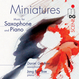 Miniatures [Music for Saxophone and Piano]